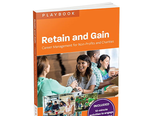 CERIC launches Retain and Gain Playbook to grow careers in Canada's non-profit sector