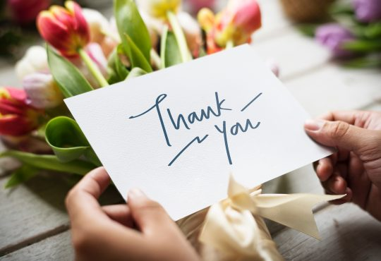 """20 Ways a Simple """"Thank You"""" Can Transform Your Career"""