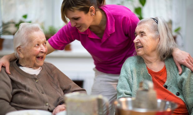 The rise of technology in care: how will it affect workers?