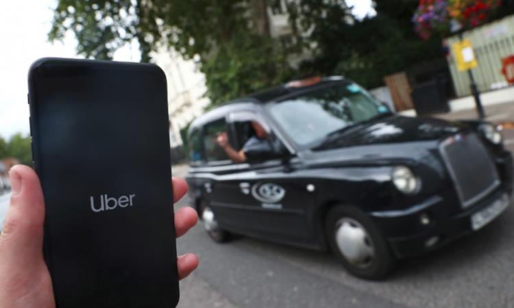 Uber welcomes, unions criticize UK plan to maintain flexible gig economy
