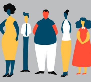 One type of diversity we don't talk about at work: Body size