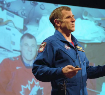 Why astronaut and ER doctor Dave Williams thinks failure is as important as success