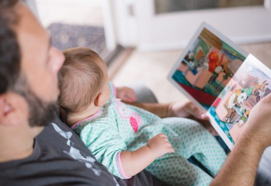 It's Time to Make Paternity Leave Work