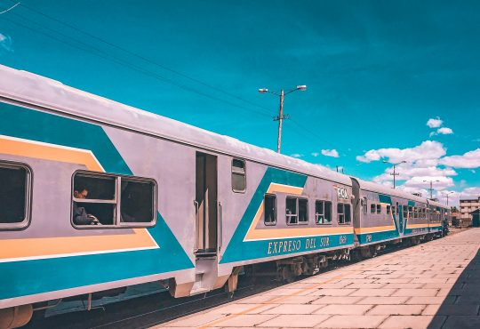 Getting off the runaway train: How nonprofit staff can find work-life balance
