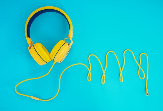 Get your career development learning on the go with these ## podcasts