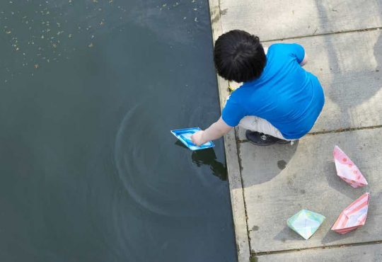 To help students overcome setbacks, they need to develop 'academic buoyancy'