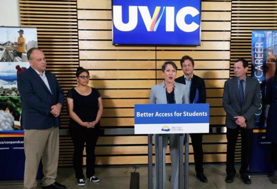 Co-op learning in B.C. gets $9-million funding boost