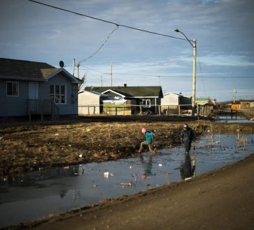 Almost half of Status First Nations children live in poverty, study finds