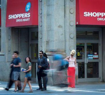 shoppers drugmart storefront