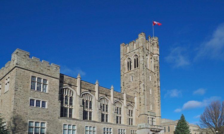 Western University building.
