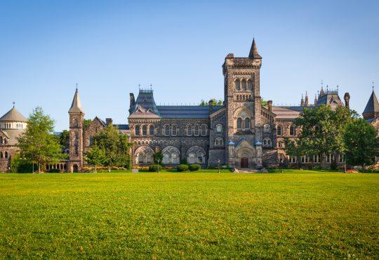 The University of Toronto
