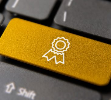 ribbon icon on keyboard