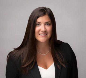lawyer Laura Sharp