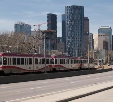 LRT in Calgary