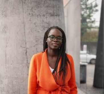 Toronto business owner Abena Anim-Somuah.